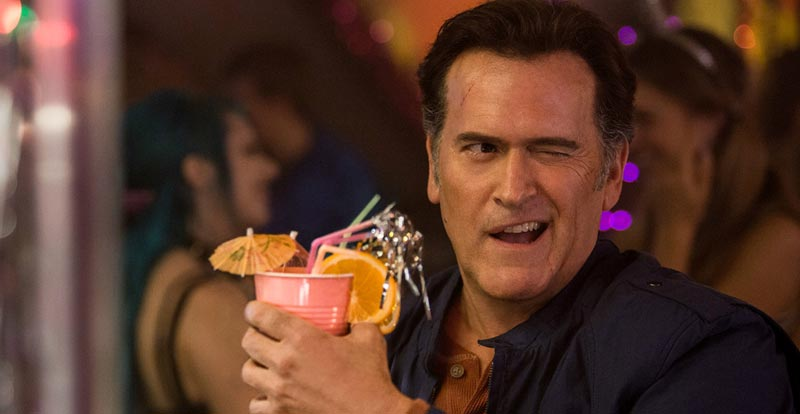 Groovy! Bruce Campbell to host new Ripley's Believe It or Not!