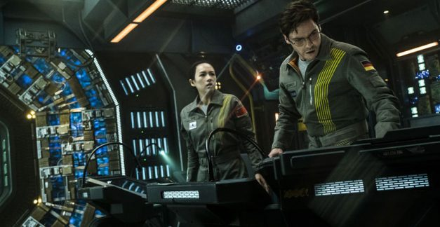 The Cloverfield Paradox on DVD and Blu-ray February 20