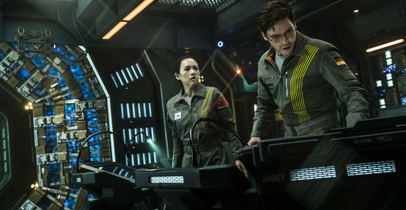 Image result for the cloverfield paradox dvd