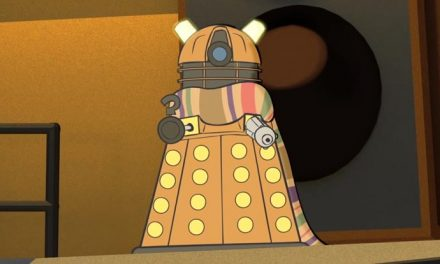 Get a classic Doctor Who baddie fix with Dalek Who