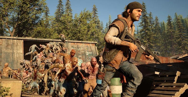What to expect from Days Gone