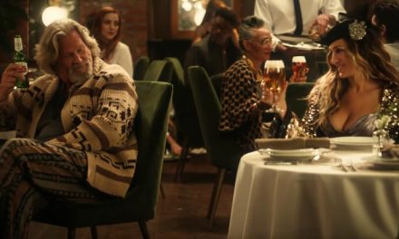 The Dude returns – for beer with Carrie Bradshaw