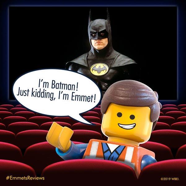 Emmet-Batman