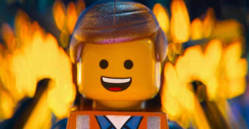 Movie reviews with The LEGO Movie 2's Emmet