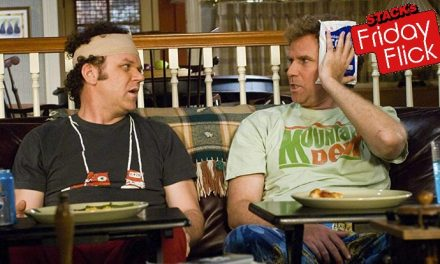 STACK's Friday Flick – Step Brothers