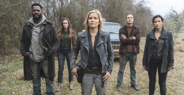 Fear the Walking Dead: S4 on DVD and Blu-ray February 6