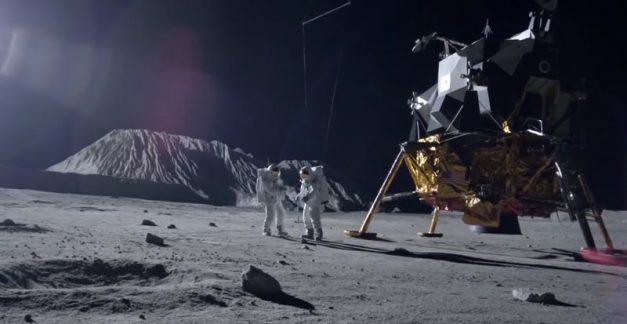 NASA's moon landing WAS filmed on a sound stage – for First Man!
