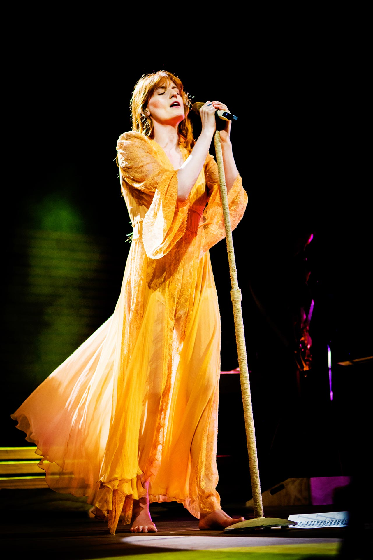 Florence + The Machine @ Sidney Myer Music Bowl – gallery ...