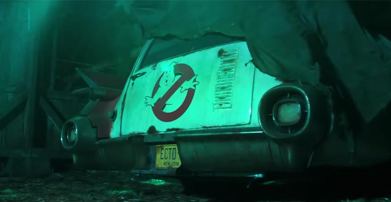 New Ghostbusters teaser uncovered