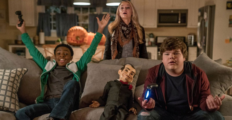 Goosebumps 2: Haunted Halloween on DVD & Blu-ray January 23