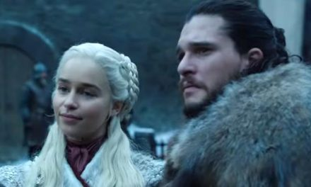 See a few seconds of Game of Thrones season 8!