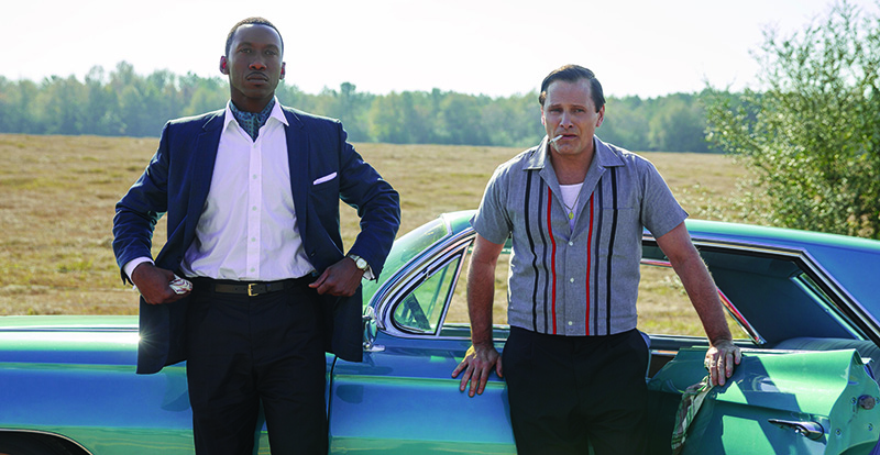 Interview with cast and director – Green Book