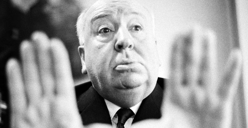 Good evening… It's STACK's Alfred Hitchcock crossword!