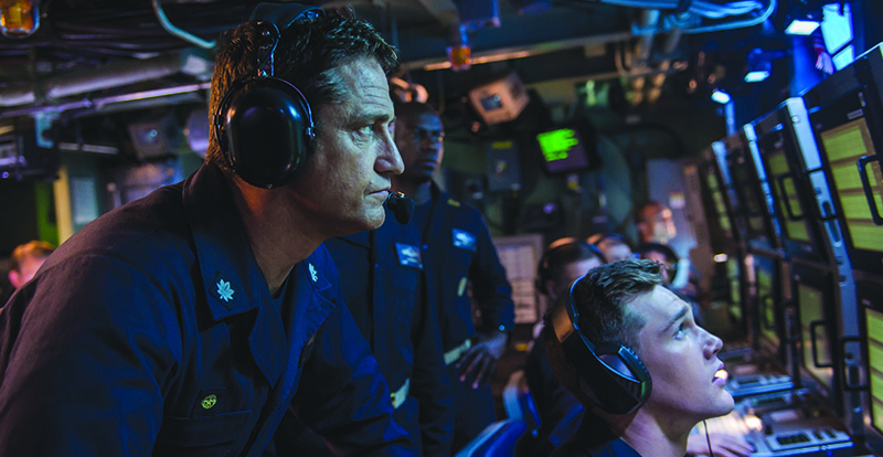 Hunter Killer on DVD, Blu-ray & 4K January 30