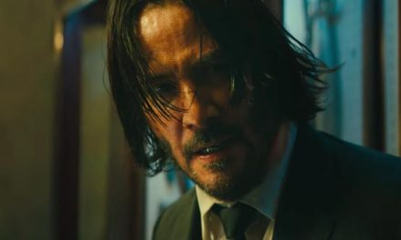 …and away we go, with a first look at John Wick 3