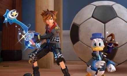 A look at the gameplay of Kingdom Hearts III