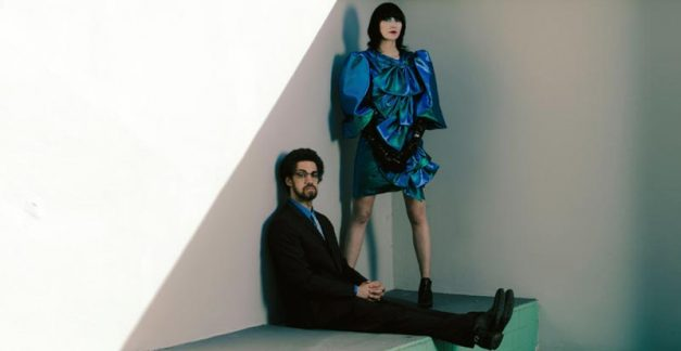 Karen O and Danger Mouse put their heads together