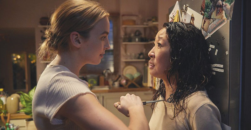 Killing Eve: Season 1 on DVD February 20