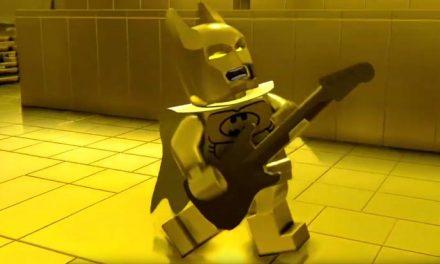 Rockin' a glimpse at The LEGO Movie 2 Videogame