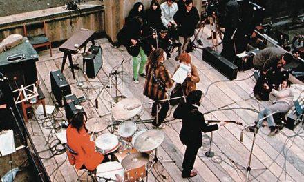 Dig it! Peter Jackson making Beatles doco