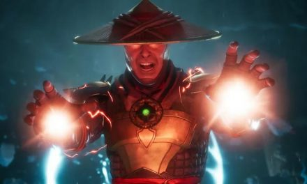 Check out Mortal Kombat 11 gameplay and gor- erm, more!