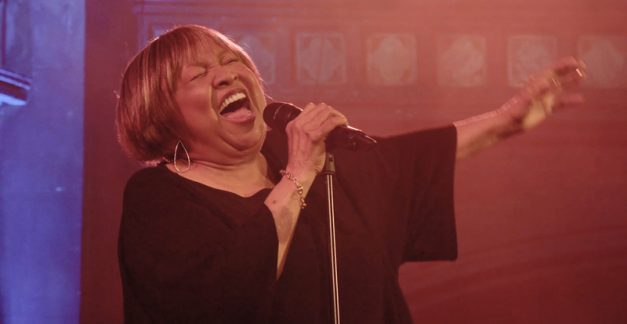 Mavis Staples, 'Live in London' review
