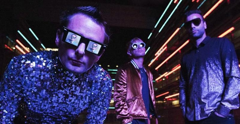 Muse go Duranie with 'Hungry Like the Wolf' cover