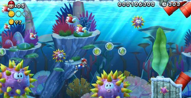 New Super Mario Bros. U Deluxe – review