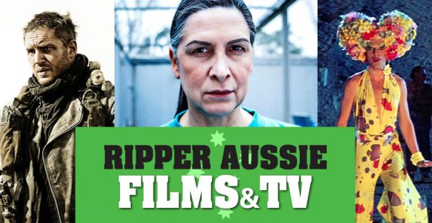 Ripper Aussie films & TV