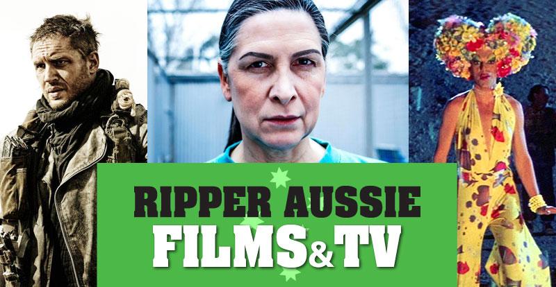 Ripper Aussie films & TV