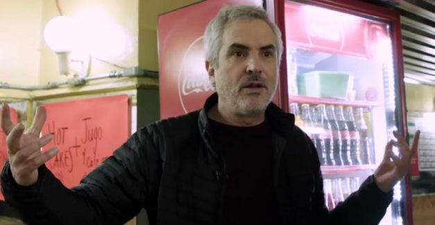 Visit Roma with Alfonso Cuarón