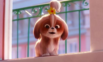 Meet pup star Daisy from The Secret Life of Pets 2
