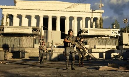 The story of Tom Clancy's The Division 2