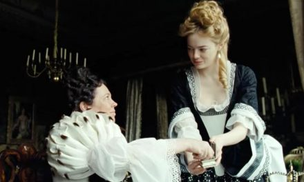 The look of The Favourite