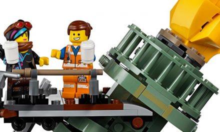 The LEGO Movie 2 Apocalypseburg set is awesome!