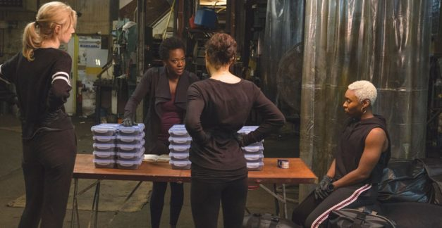 Widows on DVD, Blu-ray & 4K February 27