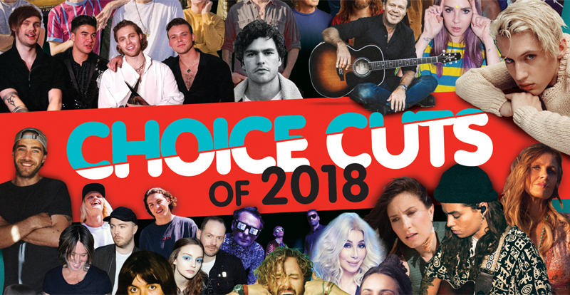 Choice Cuts of 2018
