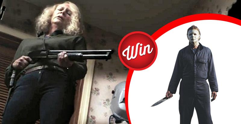 Halloween Michael Myers Costume.Win Michael Myers Costume From Halloween 2018 Stack Jb Hi Fi