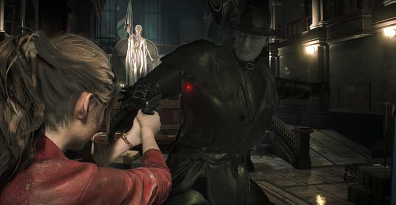 Resident Evil 2 – interview