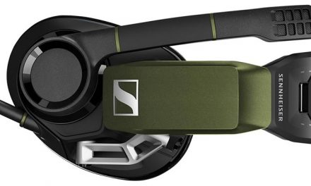 Sennheiser GSP 550 PC gaming headset – review
