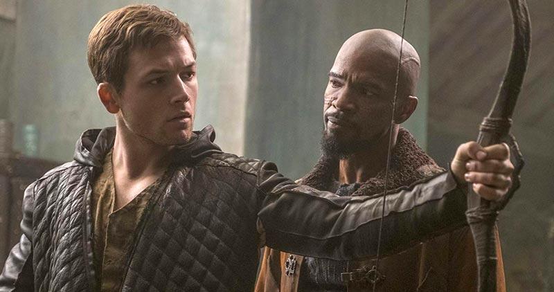 4K March 2019 - Robin Hood
