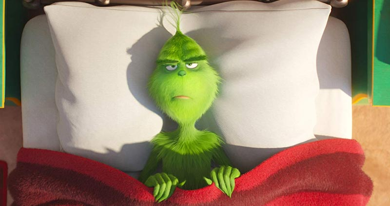 4K March 2019 - The Grinch