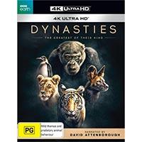 4K March 2019 - Dynasties