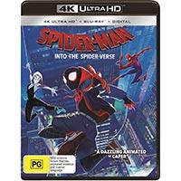 4K March 2019 - Spider-Man: Into the Spider-Verse