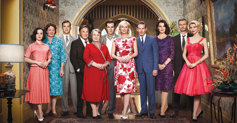 A Place to Call Home: Season 6 on DVD March 13