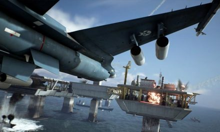 Aces High – Ace Combat 7: Skies Unknown interview