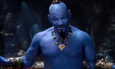 "Disney's live action Aladdin – a ""special look"""