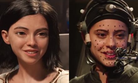 The tech of Alita: Battle Angel