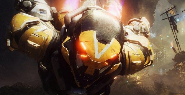 Showtime – interview with Anthem producer Michael Gamble
