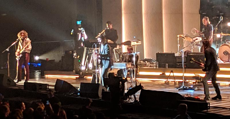 Arctic Monkeys @ Rod Laver Arena – live review